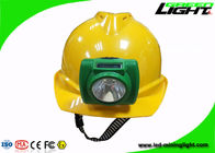 China Portable LED Cordless Mining Hard Hat Led Lights 13000 Lux IP68 Lithium Lon Battery factory