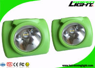 Cordless Rechargeable Miners Headlamp Safety Explosion Proof 3.7V Green Color