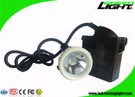 China Safety Explosion Proof Led Mining Lamp , Mining Cap Lights 10000 Lux ABS Material factory