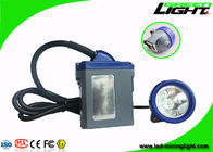 1.67W Rechargeable LED Headlamp 6.6Ah Explosive Proof Underground Mining Cap Lights