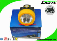 10000 Lux Underground LED Coal Mining Lights with USB Charger 170g Light Weight