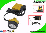 China Anti Explosive Mining Hard Hat Led Lights 10.4Ah 25000lux Safety Rechargeable factory