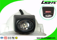 Anti Explosive LED Mining Light 8000lux Higher Brightness with High Beam LCD Screen