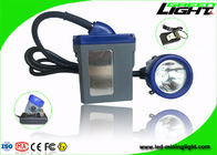 China 1.67 Watt LED Mining Light 216lum 6.6Ah Rechargeable Li - Ion Battery 1000 Cycles factory