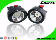 China Lightweight Cordless Mining Lights Portable Black with 15 Hours Lighting Time factory