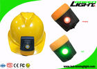 China 1.1W 10000Lux Led Mining Cap Lamp Magnetic Charging Port Underground Coal Mine Light factory