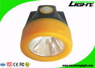 China Rechargeable Mining Hard Hat Lights LED 10000lux GL2.5-C Cordless With USB Charger factory