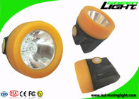 Rechargeable Mining Hard Hat Lights LED 10000lux GL2.5-C Cordless With USB Charger