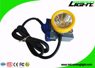 Waterproof Ultra Bright Cree Led Rechargeable Headlamp 15000 Lux High Brightness 6.6Ah