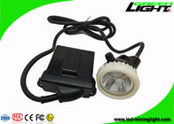 China Rechargeable Coal Miner Hard Hat Light 10000lux High Beam 22hrs IP67 Waterproof factory