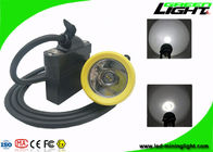 USB Charger LED Mining Light , Mining Cap Lights 10000 Lux Brightness IP68 1.67W