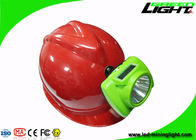 IP68 13000lux OLED Cordless Mining Lights Portable PC Body Support USB Charging