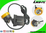 Impact Resistant Coal Miner Hard Hat Light 10000lux With Low Power Warning Function