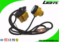 China 3.7V 10.4Ah LED Mining Headlight 25000lux High Beam With Four Lighting Modes factory