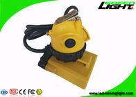 High Beam Coal Mining Lights Rechargeable 10.4Ah 25000lux IP68 PC Material