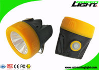 China Ultralight 170g Cordless Led Mining Cap Lamp High Brightness Explosion - Proof factory