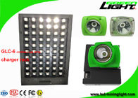 GLC-6 Single Side 60 Units Cordless LED Miners Cap Lamp Charging Station 110V-240V