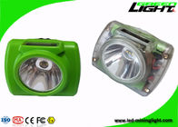 China PC ABS Material Miners Cap Lamps Cordless IP68 Watetproof GLC-6 1 Year Warranty factory