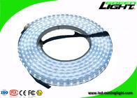 CRI 75 Silica Gel Soft LED Flexible Strip Lights 24V For Tunneling Safety Working
