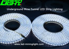 Underground Tunnel Warm White Led Strip Lights Anti Explosive 60 LEDs Easy Installed