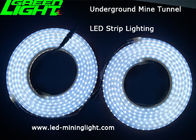 Shock Resistant LED Flexible Strip Lights 5500k For Humidity Underground Environment
