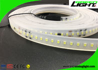 China 24v Flexible Adhesive Led Strip Lights , Battery Operated Led Strip Lights 50/60 HZ factory