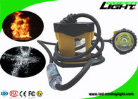 Explosion Prevention Mining Cap Lights , Cable Flashing Light GLC12-A For Underground