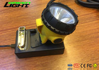 25000lux Lightweight Led Headlamp Normal Strong Auxiliary SOS LightingFor Hard Hat