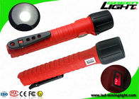 Flame Proof Rechargeable Led Torch High Power 10W PC Body 25000lux Brightness