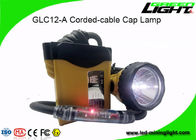 Anti Explosive Coal Mining Lights 25000lux With 10.4Ah SAMSUNG Battery Pack