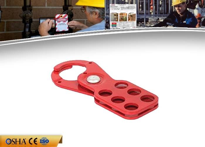 93g Safety Lockout Hasp Double Open Economic Steel Two Size Optional