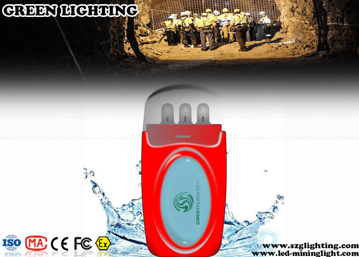 800Lux No Battery Enviroment Security Water Activated Emergency Light