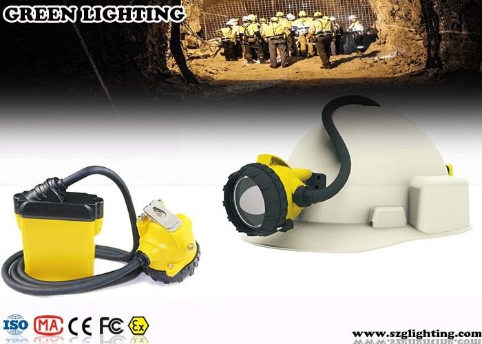Anti Explosive Coal Miners Headlamp