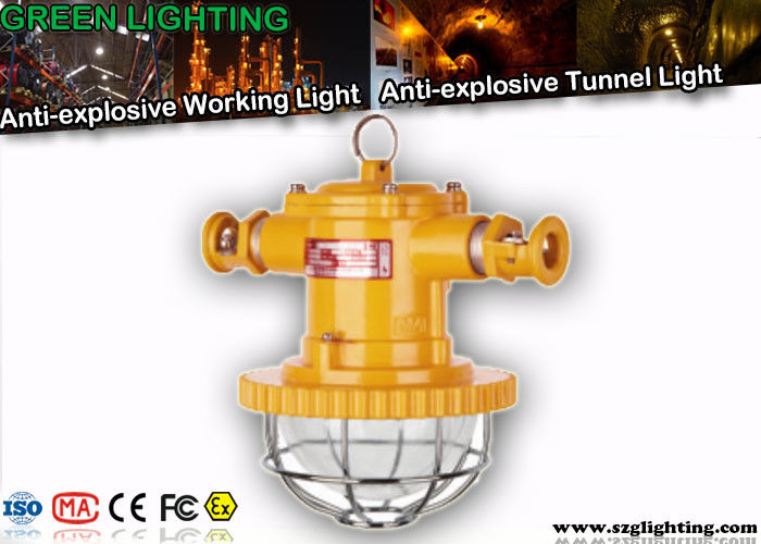IP67 Led Tunnel Lighting Explosion Proof Die - Casting Aluminum Housing