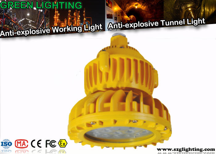 IP67 40W Power Tunnel Light With Die-Casting Aluminum Case 4800 Lum