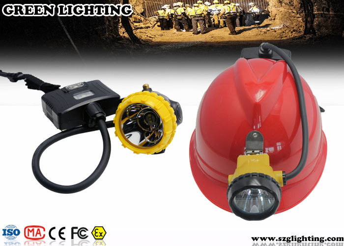 208 LUM Rechargeable Led Headlamp Explosion-Proof  Water Proof IP68