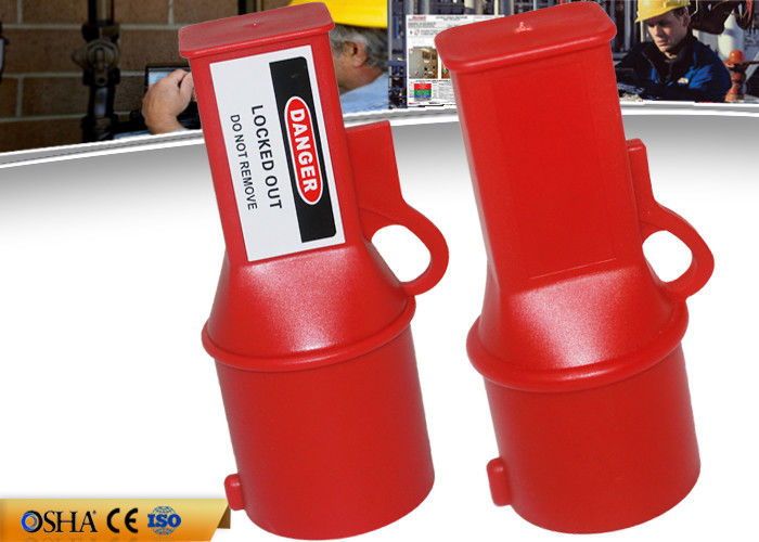 ZC-D45 Lock Out Locks Industrial Waterproof Plastic PP Material Socket