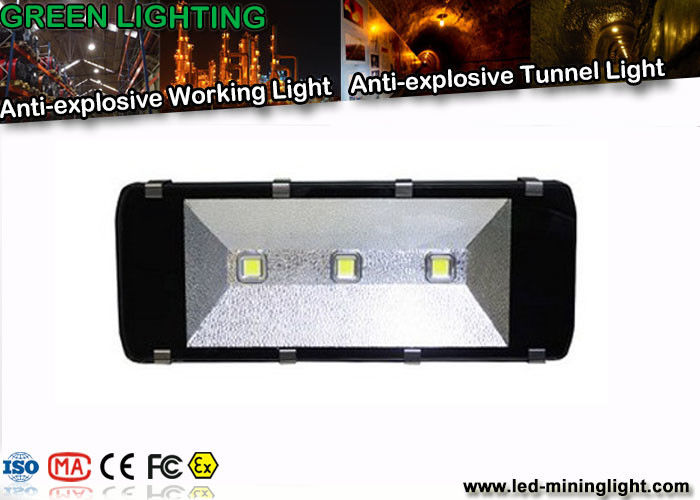 300W High Power LED Tunnel Light Explosion - Proof 120 Degree Beam Angle