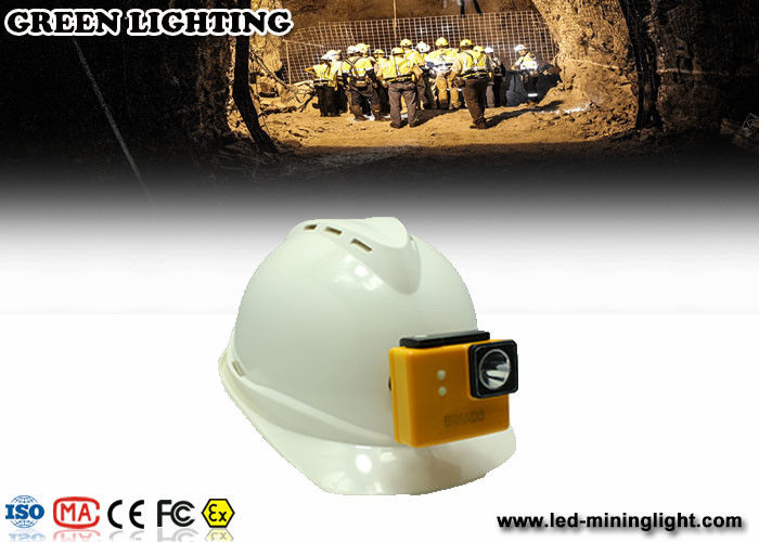 High power Safety Rechargeable Cordless Mining Lights Adjustable Lighting Angle