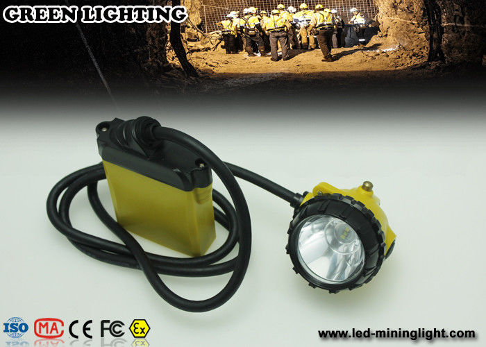 PC Black Cover CREE Led Cable Mining Cap Lights 25000 Lux World Brightest