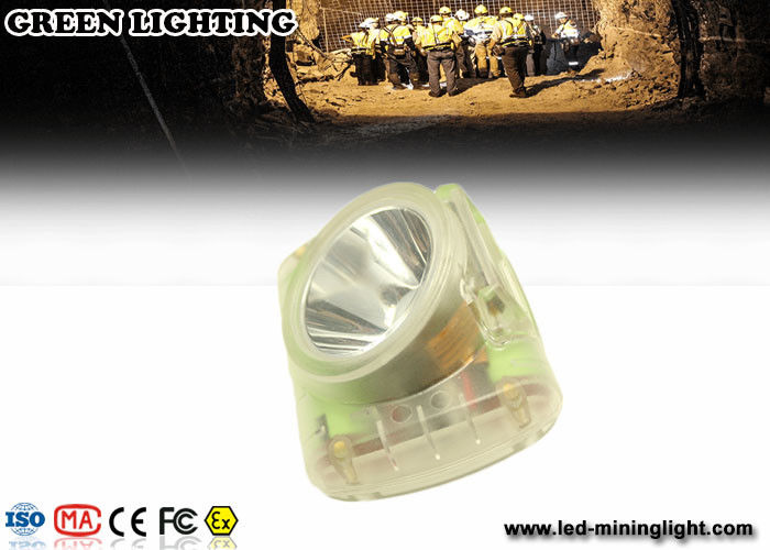 IP68 Digital Safety Cordless Mining Lights For 100000 Hours Span Life