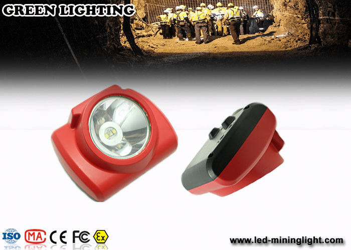 Lithium Ion Battery 6.2ah Compact Led Mining Light With Magnetic Usb Charger
