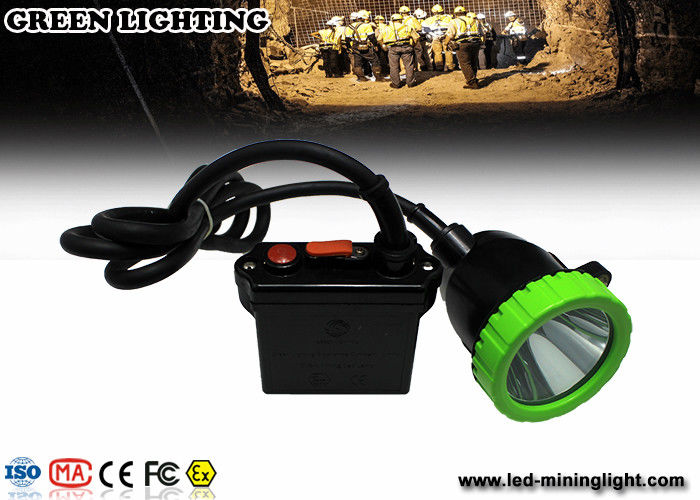 50000 Lux super brightness cordless mining lights with 11.2Ah 3.7V battery
