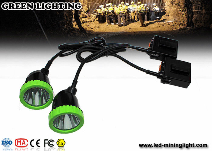 500m Range Hunting Wire Coal Mining Lights Four Color Auxiliary Lights Optional