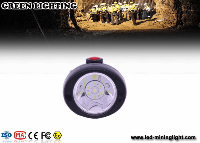 Cordless Underground Coal Mining Lights for Hard Hats , Explosion Proof Flame Proof