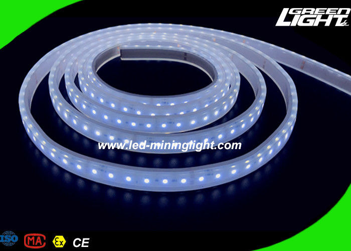 Waterproof 24V Led Strip Light with Power Supply Industrial Strip Lighting for Opening Pit Underground Mine