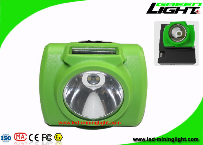 High Beam LED Mining Headlamp Customized Color With Anti - Explosion Material