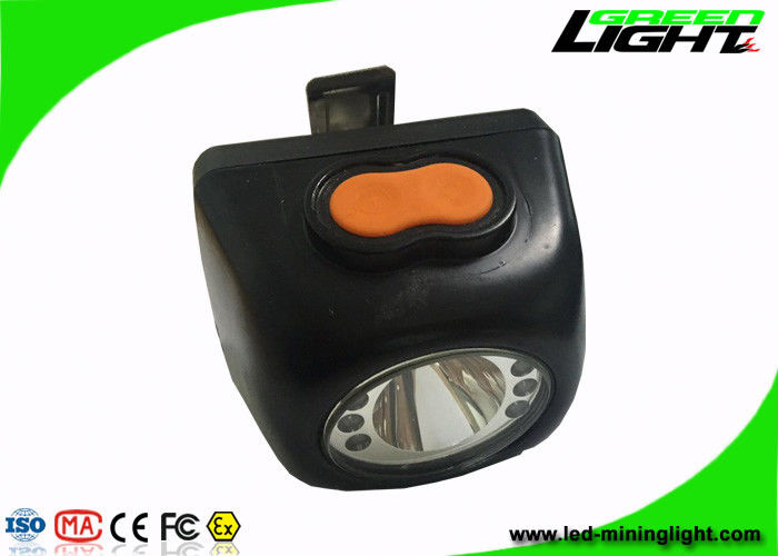 4.5Ah Battery LED Mining Light High Intensity 1000 Cycles Lifetime For Military