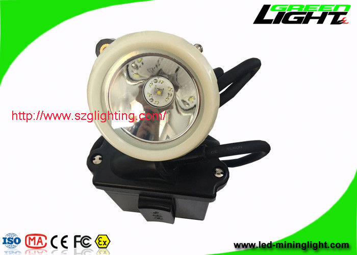 Long Service Life Coal Mining Lights 10000 Lux For Explosive Gas Environment Zone