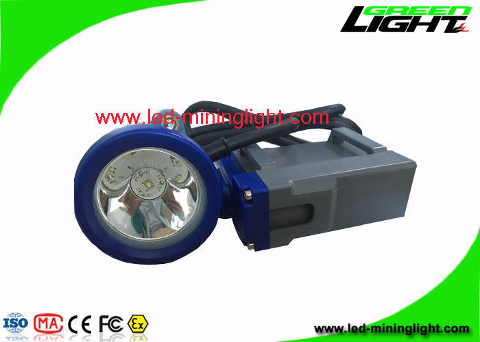 IP68 water-proof with colorful pc shell and rechargeable battery Cordless LED Mining Light